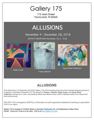 Allusions, Gallery 175