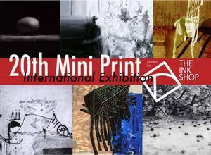 20th Mini Print International Exhibit